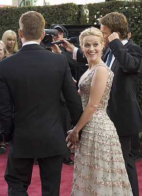 Reese Witherspoon Academy Award Winner For Best Actress Arriving At The 78th Annual Awards Kodak Theatre In Hollywood CA On Sunday