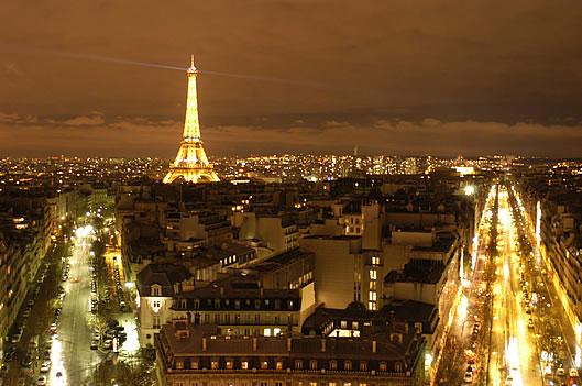 The Eiffel Tower, Paris (French: La Tour Eiffel) | Creative Industries France | Creative Economy