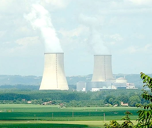 France derives 79% of its electricity from nuclear power. | Creative Industries France | Creative Economy