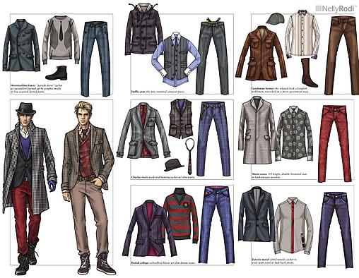 Modern Dandy Fashion