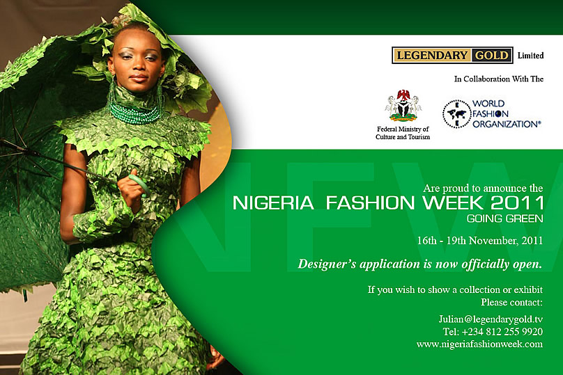 Nigeria Fashion Week 2011