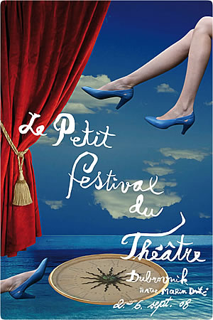 Le petit festival du theatre 2008 presenting the most for Theatre du petit miroir