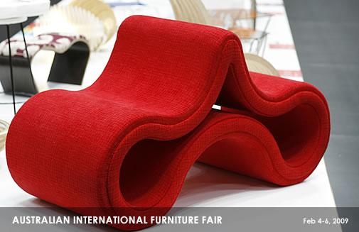 Australian International Furniture Fair 2009 Decoration Design