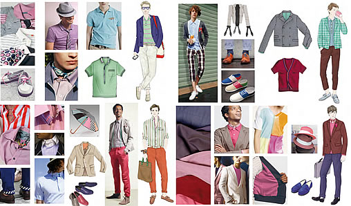 CIFF Fashion Trends SS2012: Technicolor Summer - Fashion Trends Women/Men, Europe