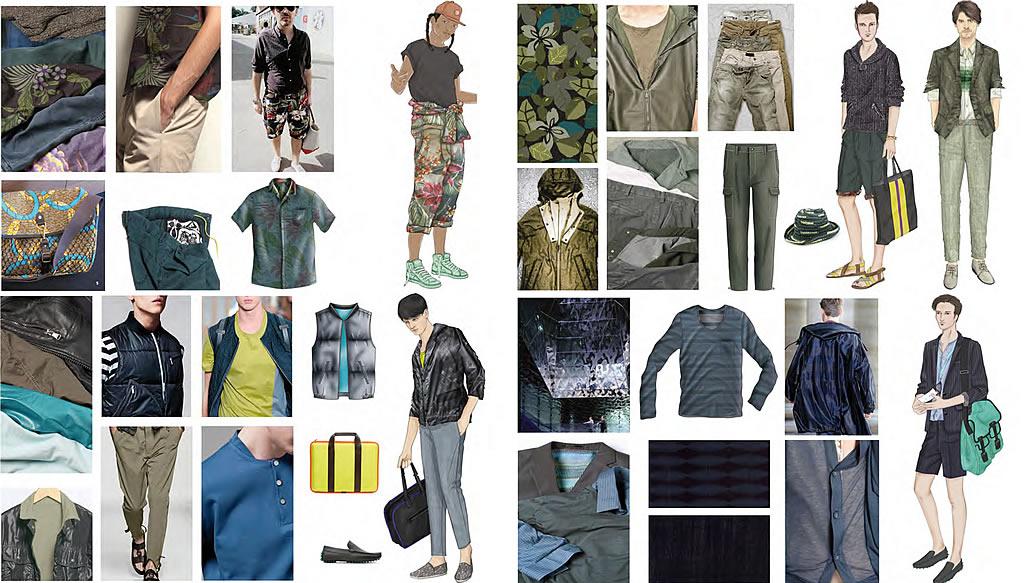 Ciff Fashion Trends Ss2012 Urban Jungle Fashion Trends Women Men Europe