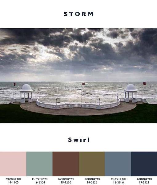 Autumn/Winter 2013-2014: Hands On - Lenzing Colors / Color Trends