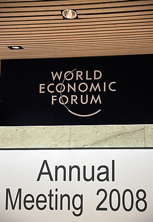 World Economic Forum Annual Meeting 2008: The Power Of ...
