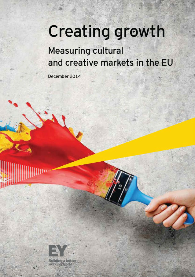 Creating Growth - Measuring cultural and creative markets in the EU