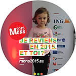 Mons 2015 European Capital of Culture