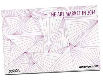 Artprice: Global Art Market Annual Report: 26% growth in 2014 - Art Fairs