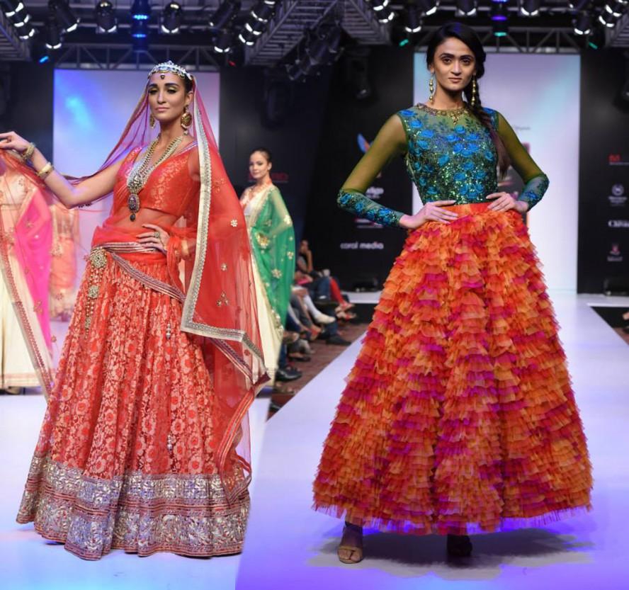 Bangalore Fashion Week India Asia