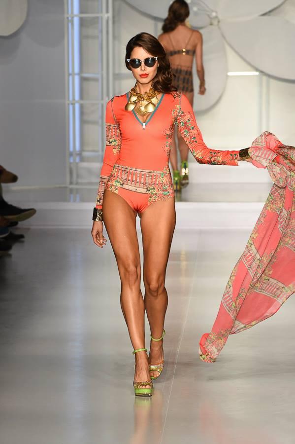 Pasarela Hernan Zajar | Colombiamoda / Colombia Fashion Week