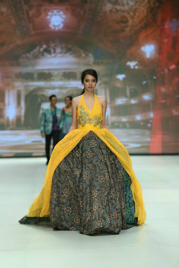 Indonesia Fashion Week Asia