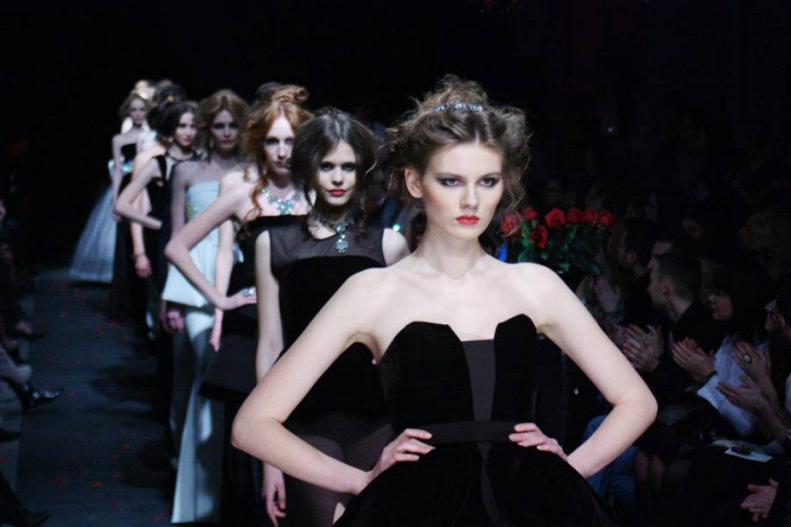 Minsk Fashion Show Photo