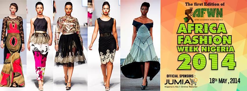 Africa Fashion Week Nigeria 2014