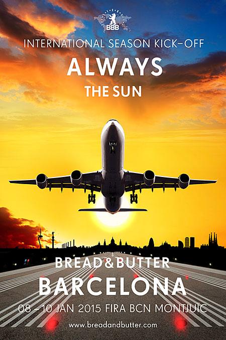 Bread & Butter tradeshow announces Grand Slam