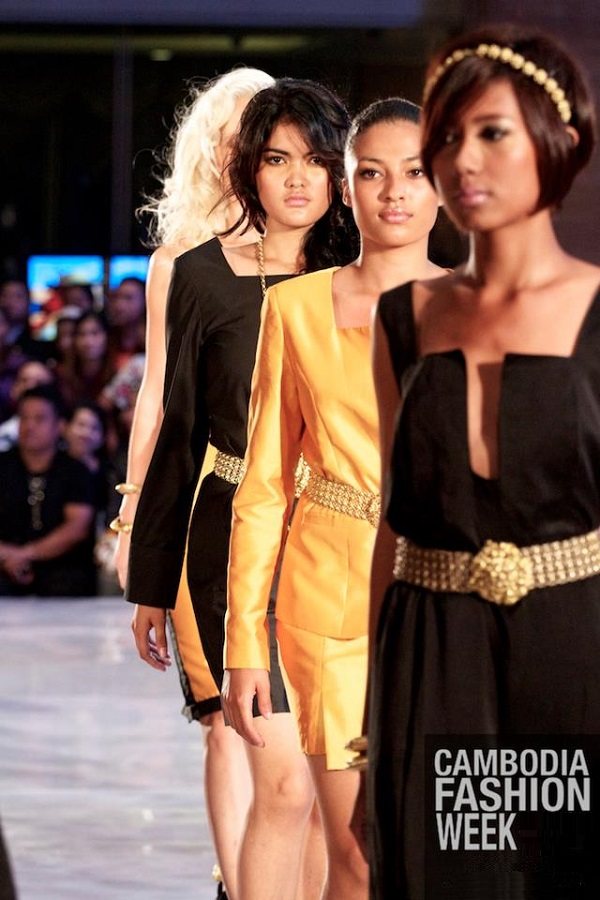 Cambodia Fashion Week Asia