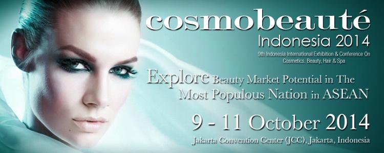 Cosmobeauté Indonesia 2014