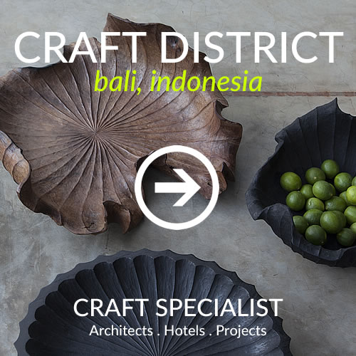 CRAFT DISTRICT Bali