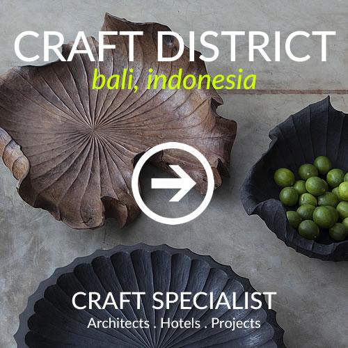 CRAFT DISTRICT Bali