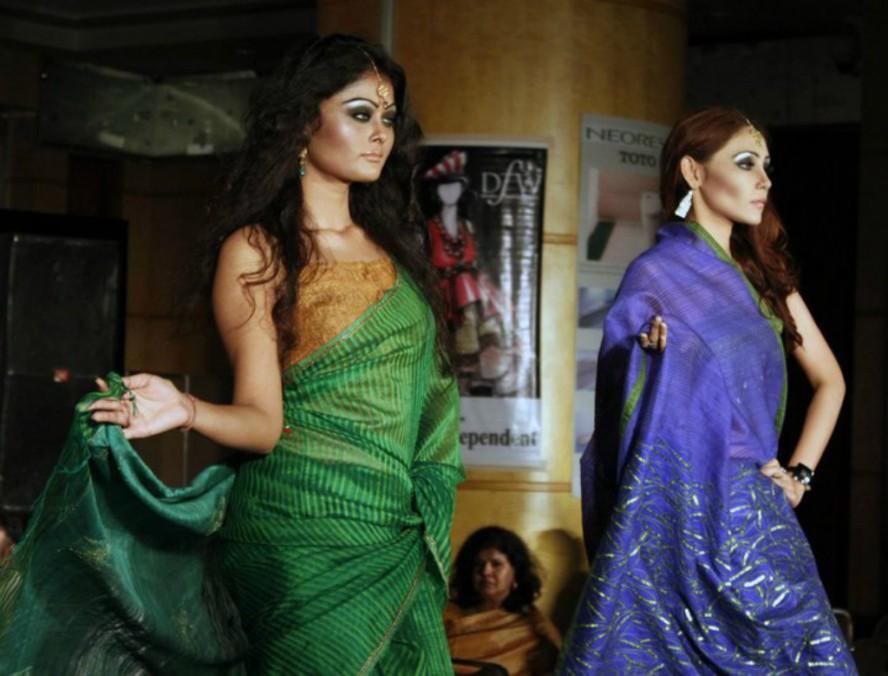 Dhaka Fashion Week Bangladesh Asia
