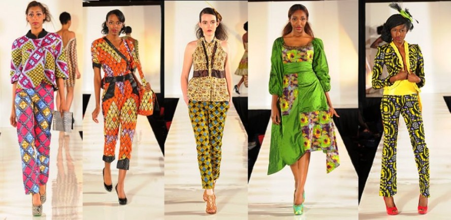Ecowas Fashion Week