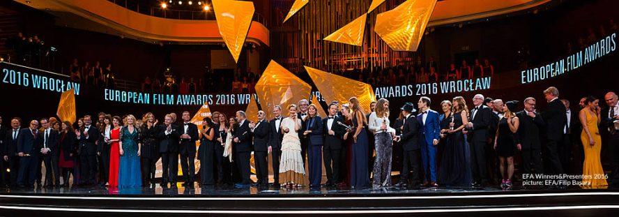 Film Industry, Film Festivals & Awards, European Film Awards 2016