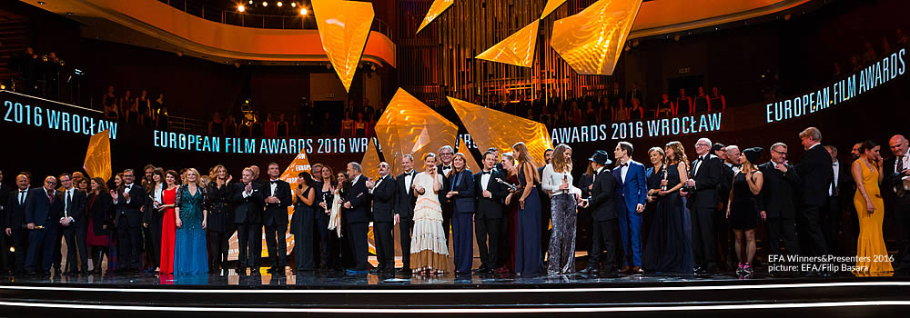 Film Industry, Film Festivals & Awards, European Film Awards