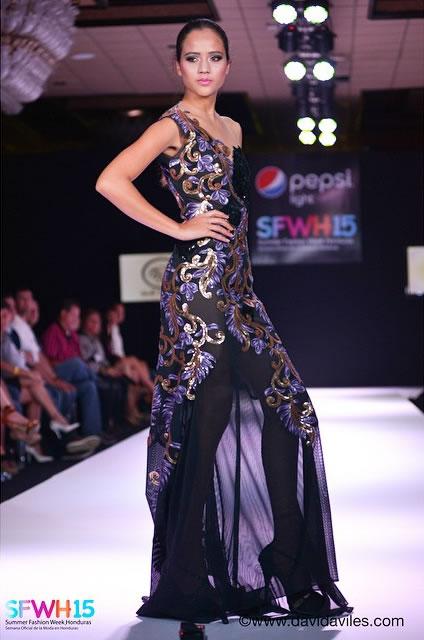Giselle Matamala, Fashion Week Honduras | Honduras, Central America