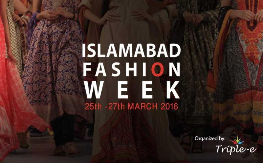 Islamabad Fashion Week 2016 | Pakistan, Asia