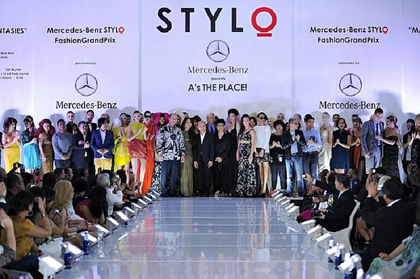 Mercedes Benz STYLO Asia Fashion Week | Malaysia, Asia