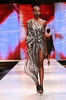 Nigeria Fashion Week - Modella B