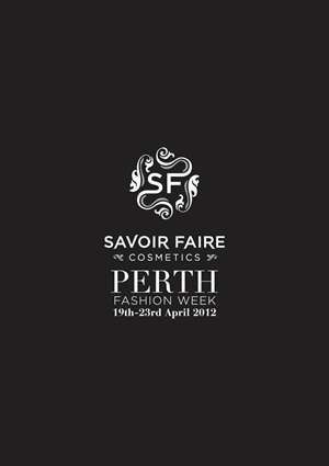 Savoir Faire Perth Fashion Week logo