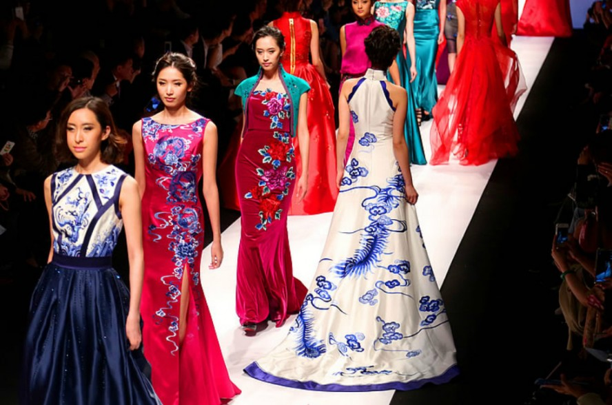 Shanghai Fashion Week Asia