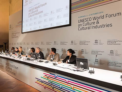 Third UNESCO World Forum on Culture and Cultural Industries 2014