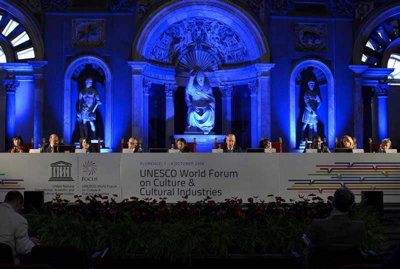 Third UNESCO World Forum on Culture and Cultural Industries