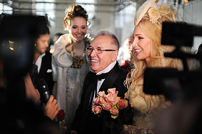 Russia starts Russian Fashion Council | LAVA ZAITSEV WAS ELECTED AS THE HONORARY PRESIDENT OF THE RUSSIAN FASHION COUNCIL