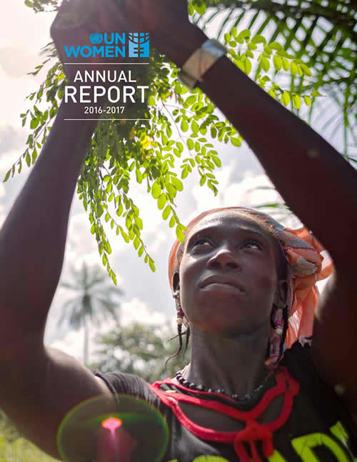 UN Women Annual Report 2016–2017
