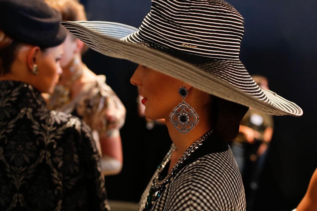 Mercedes-Benz Fashion Week Russia S/S 2015