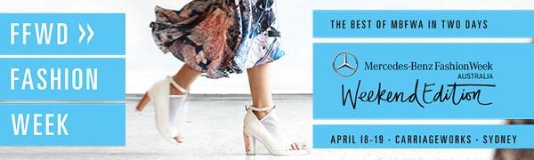 Mercedes-Benz Fashion Weekend Edition Australia