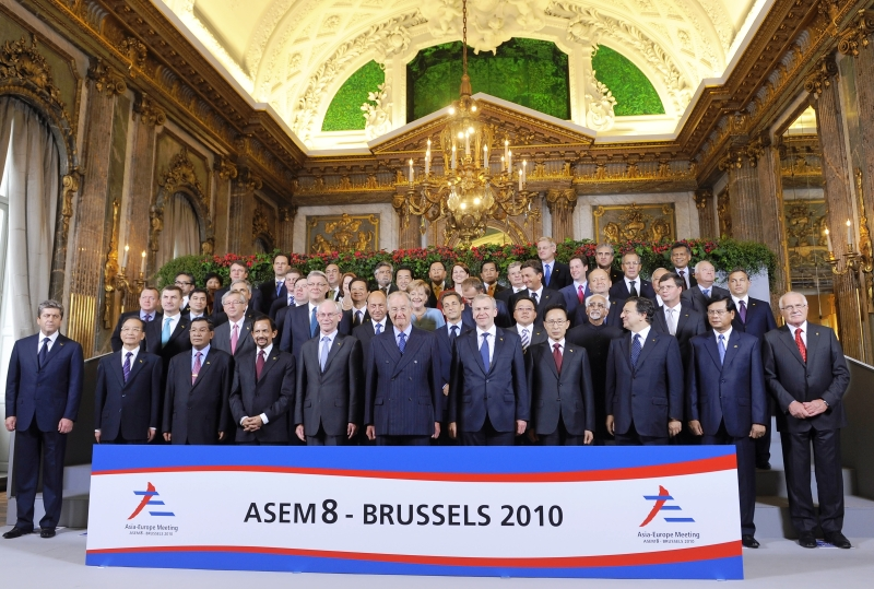 8th ASEM Summit (October 2010, Brussels, Belgium)