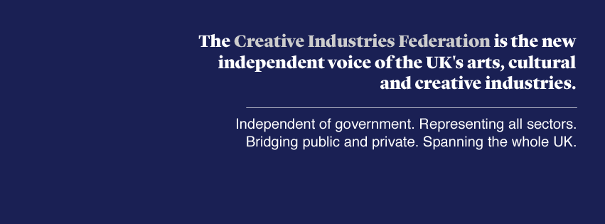 Creative Industries Federation | United Kingdom