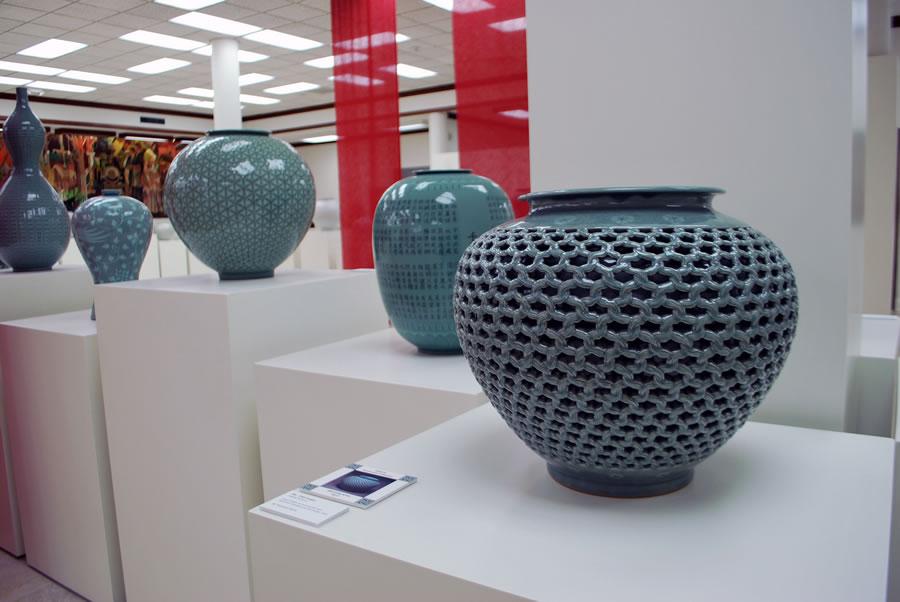 Icheon Korean ceramics