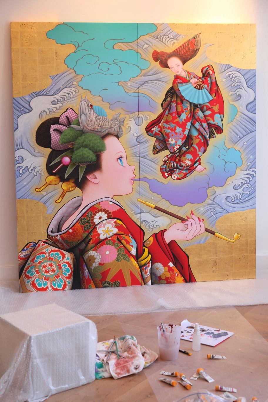 Yoshiyasu Tamura | RAI-GOU-ZU