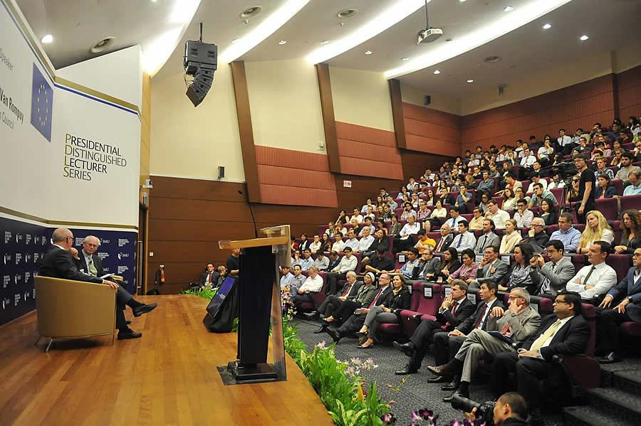 Asia-Europe Foundation (ASEF)   Herman Van Rompuy