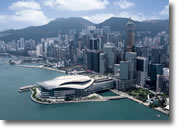 Hong Kong Convention and Exhibition Centre (HKCEC) | China Trade Fair Grounds | Creative Industries China | Creative Economy