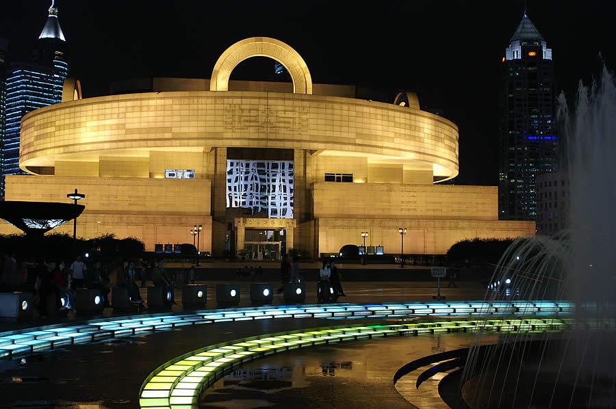 Shanghai Museum, Shanghai, China