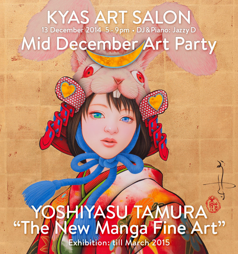 KYAS ART SALON | Art Exhibition Dec 2014