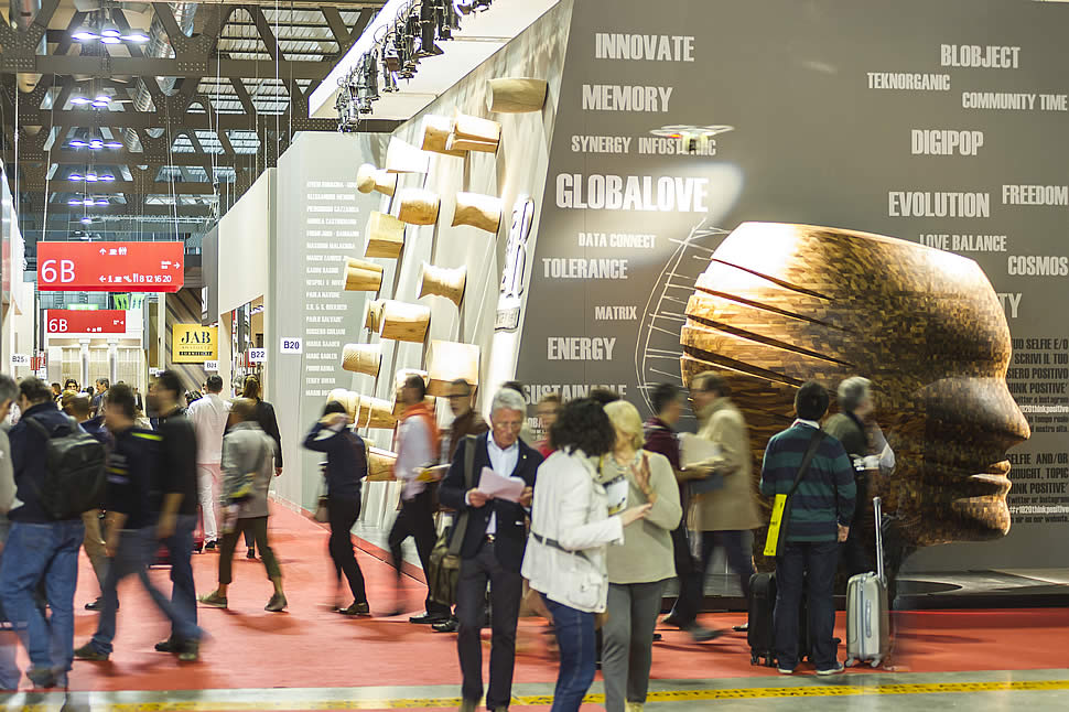 © Salone Internazionale del Mobile 2015 | Interior design trends