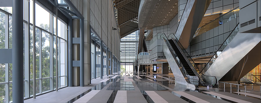 Suntec Singapore Convention and Exhibition Centre